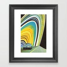 Nuova circonvallazione 38 Framed Art Print