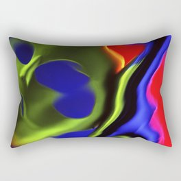 Alien Autopsy Rectangular Pillow