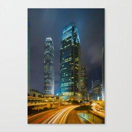 HONG KONG 25 Canvas Print