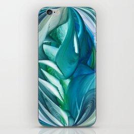 Audhumla iPhone Skin