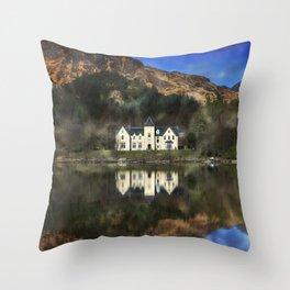 Loch Shiel Mk.2 Throw Pillow