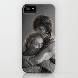 Beth & Daryl - when I'm gone iPhone Case