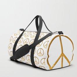 P E A C E - Symbol Duffle Bag