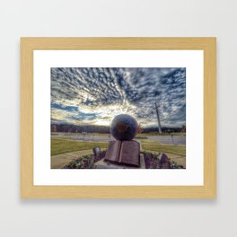 The Great Commission Framed Art Print