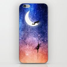Come stargazing with me iPhone & iPod Skin