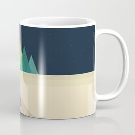 Long Journey Coffee Mug