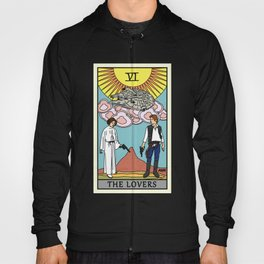 The Lovers - Tarot Card Hoody
