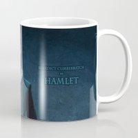 hamlet Mugs featuring Hamlet Batch by enerjax