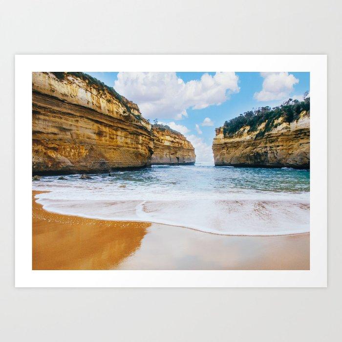Great Ocean Road, Australia Fine Art Print  • Travel Photography • Wall Art Art Print