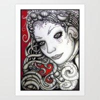 Ananke Art Print