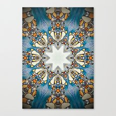 Tropic Canvas Print