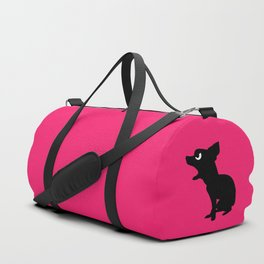 Angry Animals: Chihuahua Duffle Bag