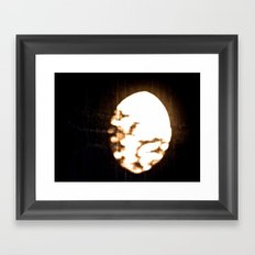 afternoon  Framed Art Print