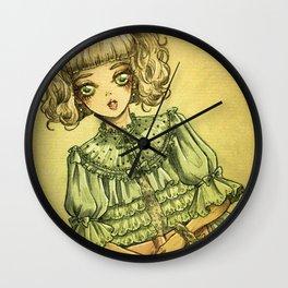 Stories Wall Clock