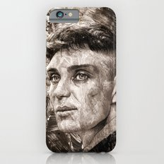 Cillian Murphy / Tommy Shelby / Peaky Blinders iPhone 6s Slim Case