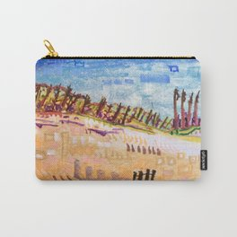 Beach Bums Welcome Carry-All Pouch