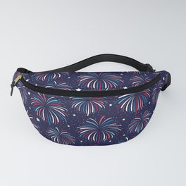 Star Spangled Night Fanny Pack