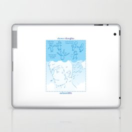 Shower Thoughts (awkwardIRL#10) Laptop & iPad Skin