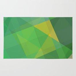 Polygon print bright colors #society6 #decor #buyart #artprint Rug
