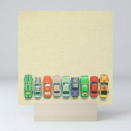 Get Set Go Mini Art Print