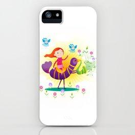 Lorem Ipsum 01 iPhone Case