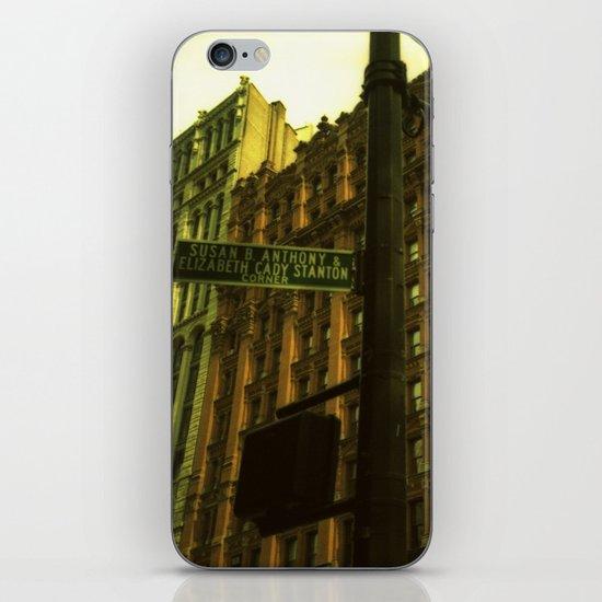 Corner iPhone & iPod Skin