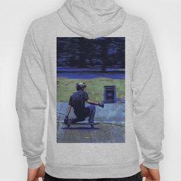 Just Cruisin'  - Skateboarder Hoody