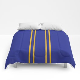Chun Li Collant Stripes Comforters