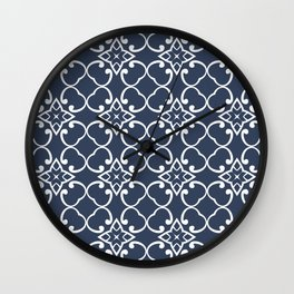 Beautiful Pattern Seas Wall Clock