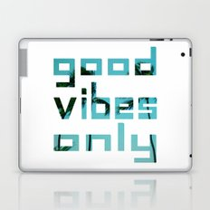 good vibes only // Punta Cana Laptop & iPad Skin