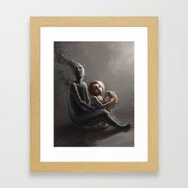 Mothers Framed Art Print