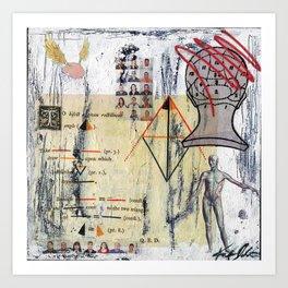 Logic & Theorems Art Print