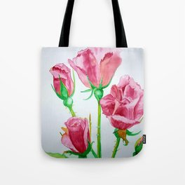 Roses From my Garden Tote Bag