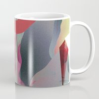vertigo Mugs featuring Vertigo by Robert Høyem