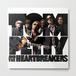 tom petty and the heartbreakers tour 2020 ngamein Metal Print