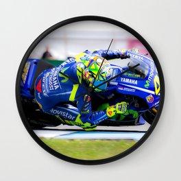 Valentino Rossi Wall Clock