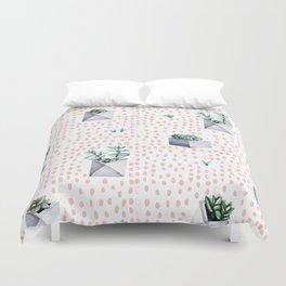 Cactus Pattern 01 Duvet Cover