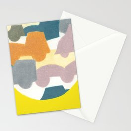 The Busy Street Stationery Cards