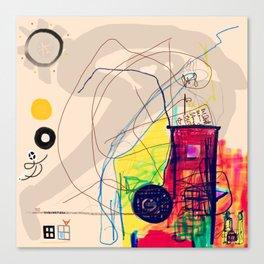 URBAN PLANNING Canvas Print