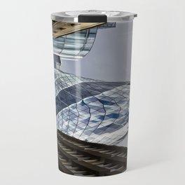The Gherkin Condom Travel Mug