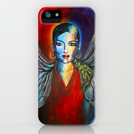 Bali Angel iPhone Case