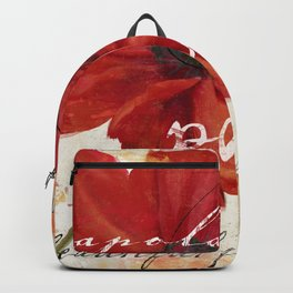 Le Pavot IV Backpack