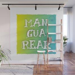 """Manguarear"" Wall Mural"