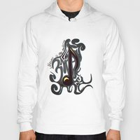medicine Hoodies featuring Music is my medicine. by Emsify