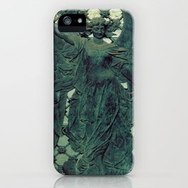 ColnaCrypt1 iPhone Case