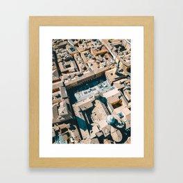Italy - Reggio Emilia Framed Art Print