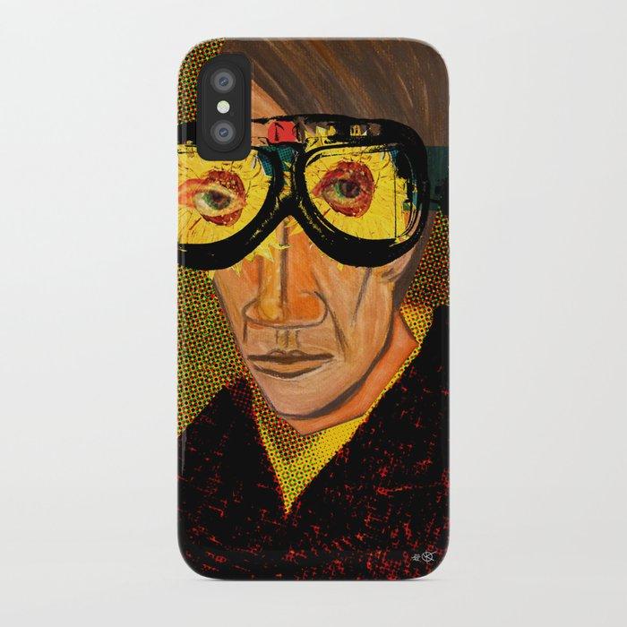Pablo van Gogh 2 iPhone Case
