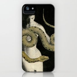 Look Out Below iPhone Case