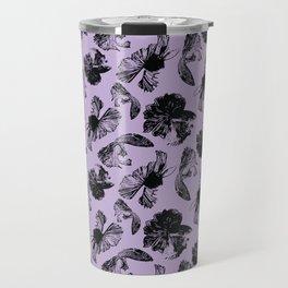 Beta Fish Lavender Travel Mug