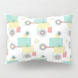 Atomic Retro Geo Pillow Sham
